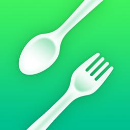 Ícone do app Food Diary by Moderation