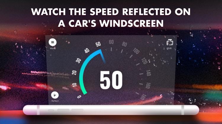 Auto Speedometer - Speed Track screenshot-3