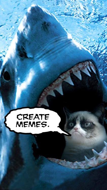 Comic Caption Meme Maker Lite screenshot-5