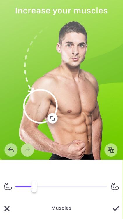WOW Body - Best Body Editor screenshot-4