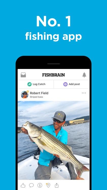 Fishbrain - Fishing App screenshot-0