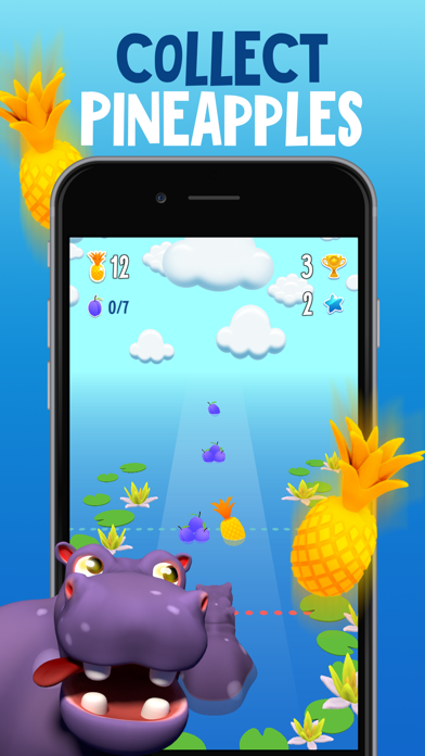 Hippo Math - AR Brain Trainer screenshot 4