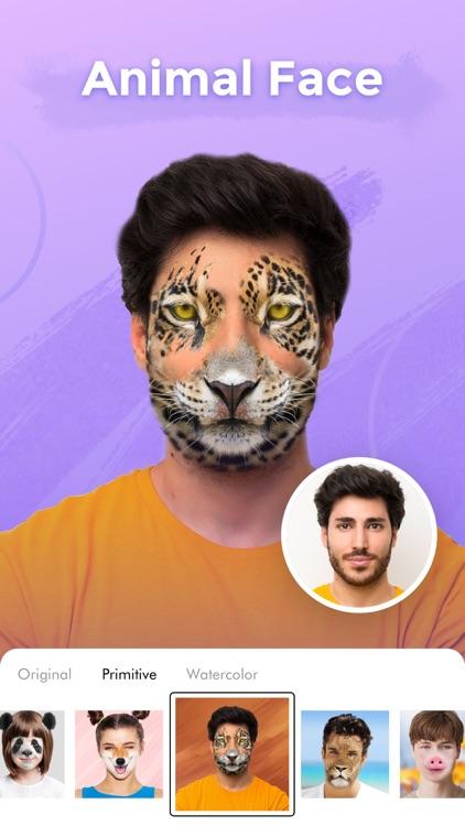 illus: Cartoon Faceplay video screenshot-7