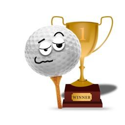 GolfWinnerStickers