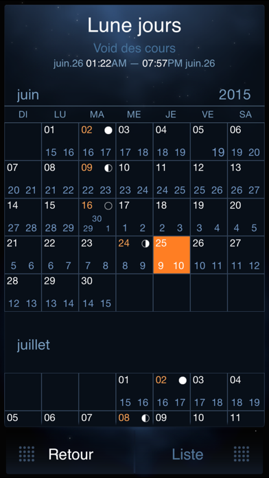 Screenshot #3 pour Lune de Luxe Pro