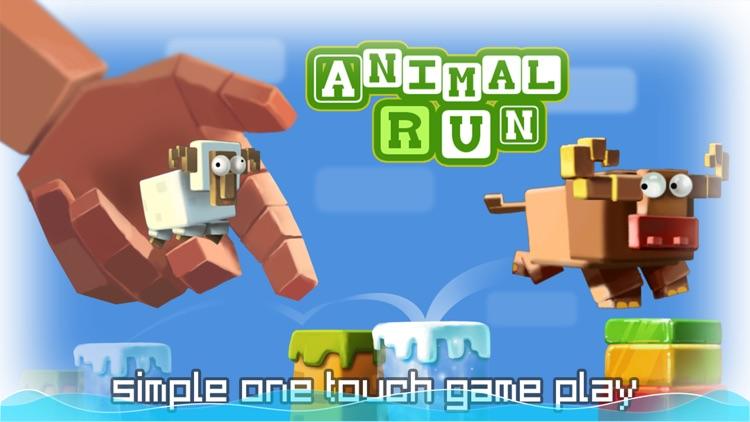 Animal Run: jump and jump screenshot-0
