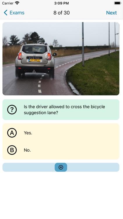 Traffic Lessons screenshot-4