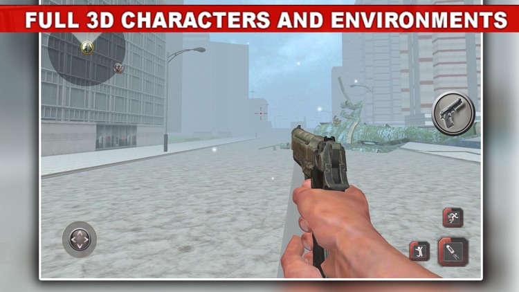 Dead Town: Shooting Zombie