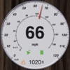 GPS测速仪、指南针和海拔表