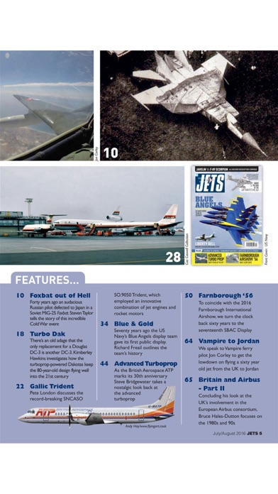 JETS Magazine - Aviation heritage news on classic airliner, military aircraft, aeroplane & jets-2