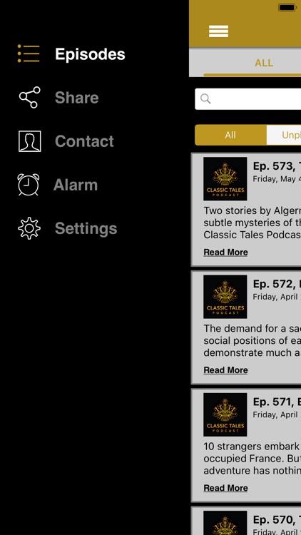 The Classic Tales App screenshot-3
