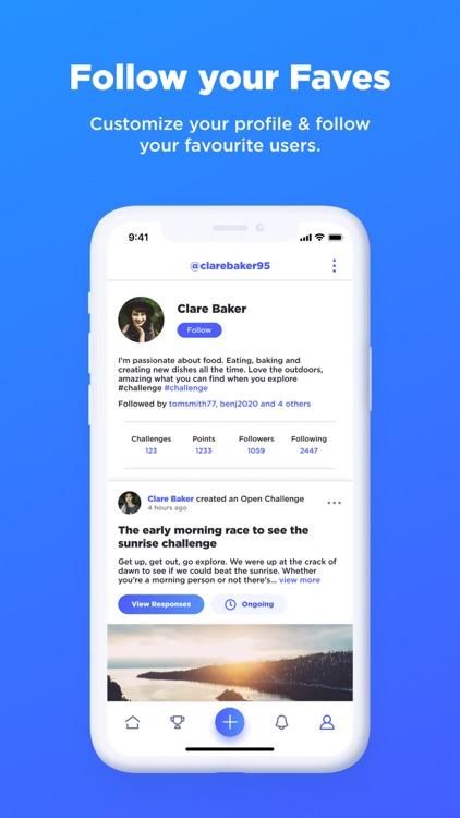 Challenge Social: Get involved screenshot-7