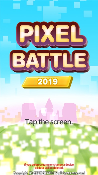 Pixel Battle 2019 screenshot 1