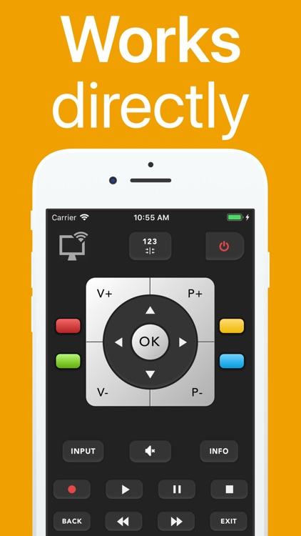 Toshy : remote for smart tv screenshot-3