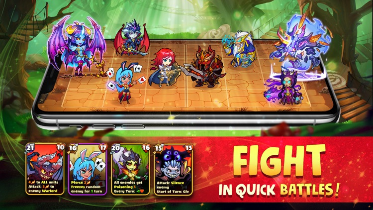 Mighty Party: Heroes Clash screenshot-0