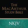 MacArthur Study Bible - NKJV Icon