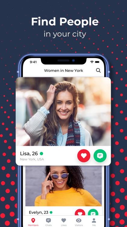 uDates Dating - Match & Meet screenshot-0