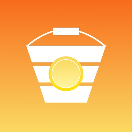Download CoinBucket free for iPhone, iPod and iPad