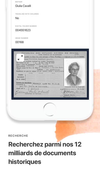 MyHeritage - Généalogie & ADN