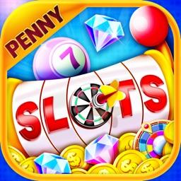PENNY ARCADE SLOTS:CASINO GAME