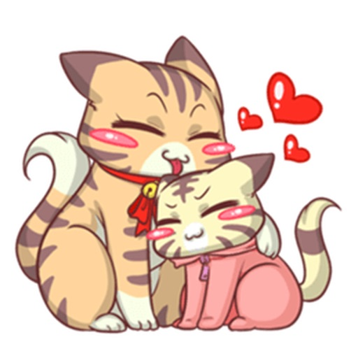 Cat Family: Happy Mother's Day