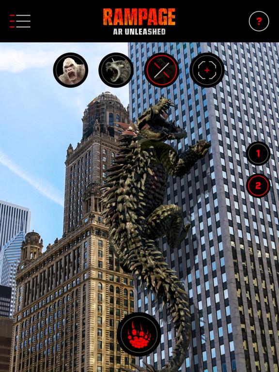 Rampage: AR Unleashed screenshot 16
