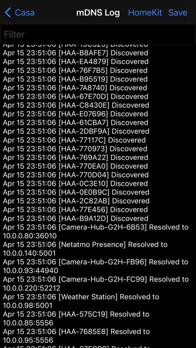 Скриншот №8 к HAA Home Manager for HomeKit