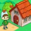 コビトタウン-かわいいコビトとまちづくりゲーム - iPadアプリ