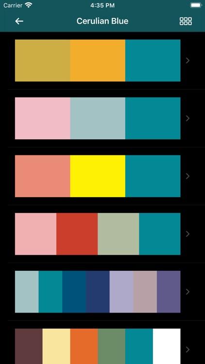 Sanzo Color Palettes screenshot-8