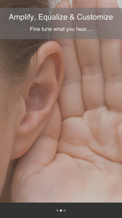Hearing Aid Pro screenshot-3