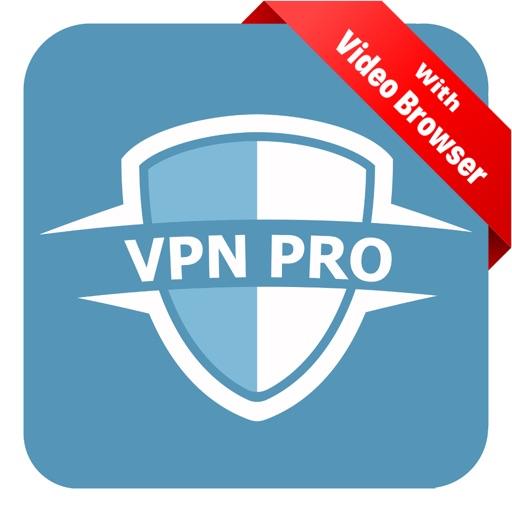 VPN Pro + Fast Video Browser