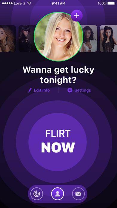 Hookup Dating App: Flirt Chatのおすすめ画像1