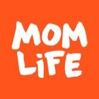 Mom.life — embarazo y bebé app icon