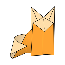 Ícone do app Learn How to Make Origami