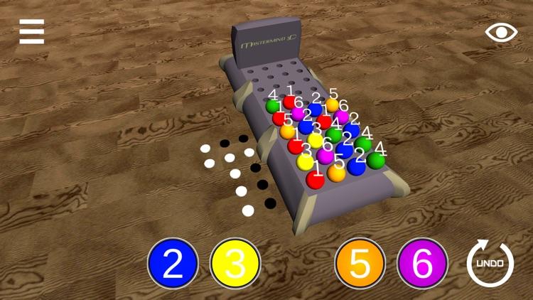 Mastermind 3D