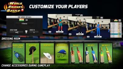 World Cricket Battle screenshot #4