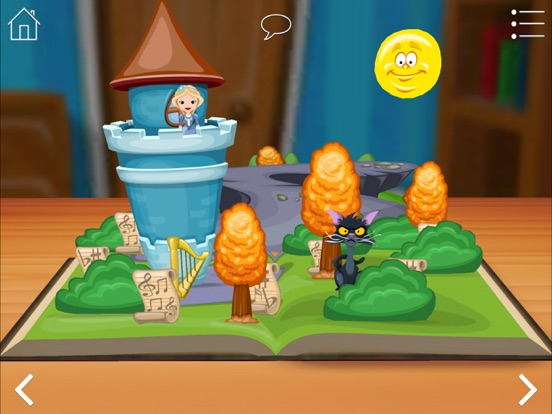 StoryToys Princess Rapunzel Screenshots