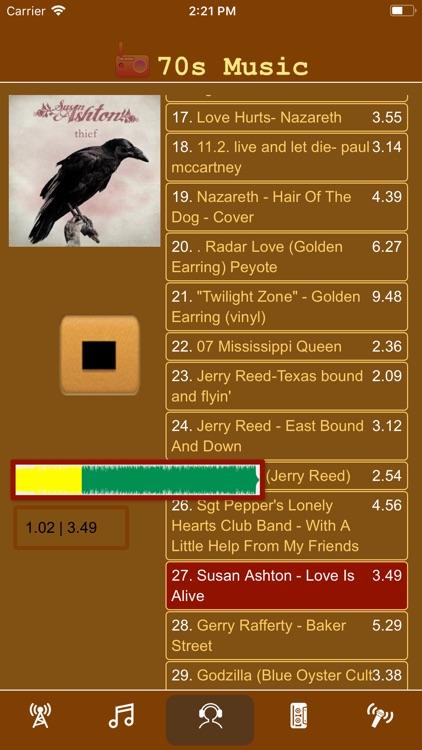 70s Music screenshot-3