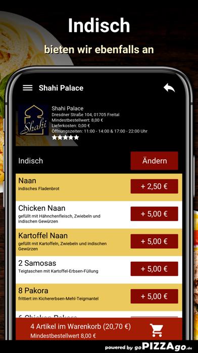 Shahi Palace Freital screenshot 6