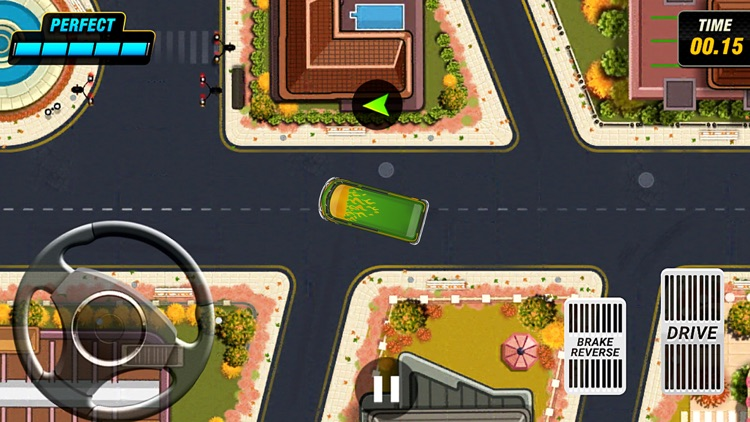 Parking Frenzy 2.0: Drive&park screenshot-4