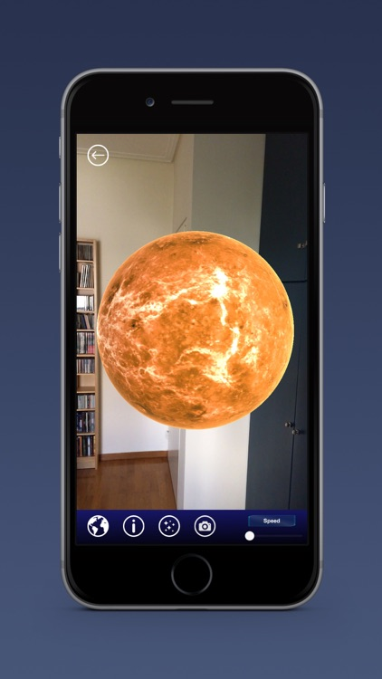 solAR - The planets in AR
