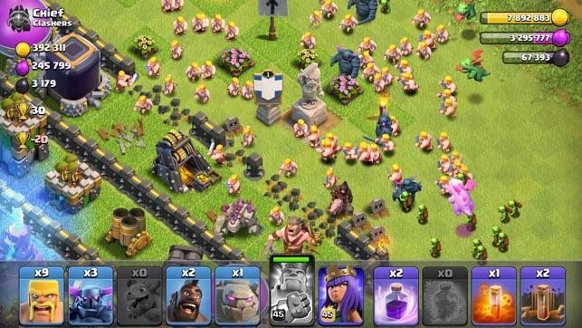 Clash Of Clans Im App Store