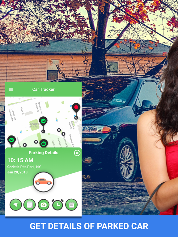Car Tracker Gps Auto Locator App Price Drops