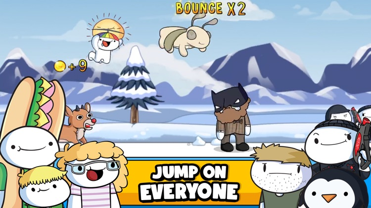 TheOdd1sOut: Let's Bounce screenshot-3