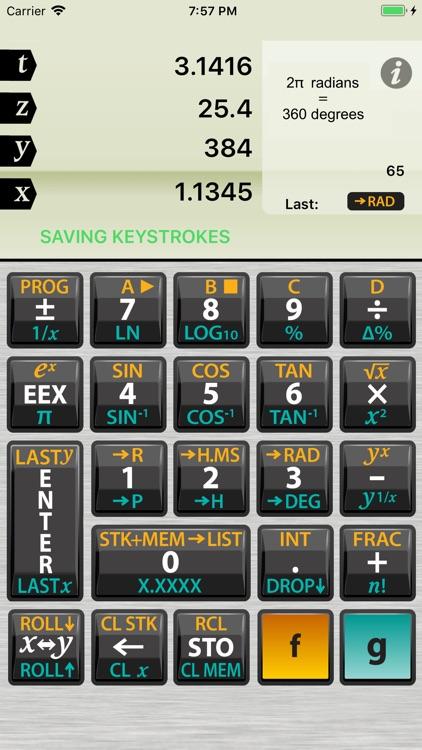 Active RPN Calculator screenshot-9