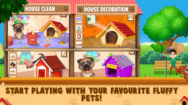 My Pet House Story - Day Care