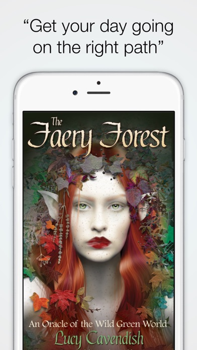 Screenshot #1 pour Faery Forest Oracle