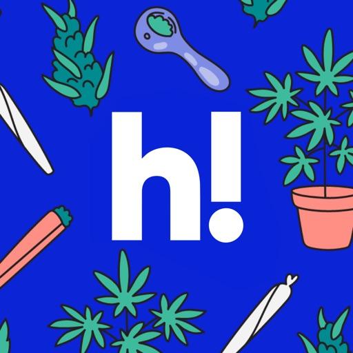 High There Cannabis Social App