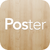 Poster — tablet POS