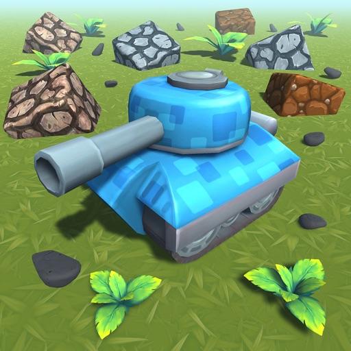 Sandbox Tanks: Танчики в 3D